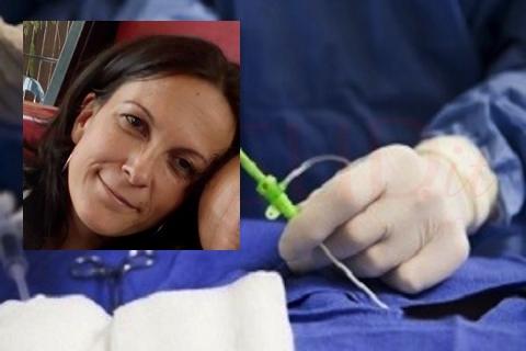 Siracusa, morta in Emodinamica: prelevato il cuore di Stefania Lentini
