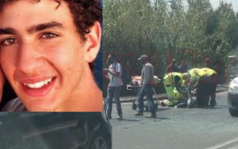Siracusa, un anno fa Stefano Pulvirenti perdeva la vita: lo ricorda l'istituto Santa Lucia