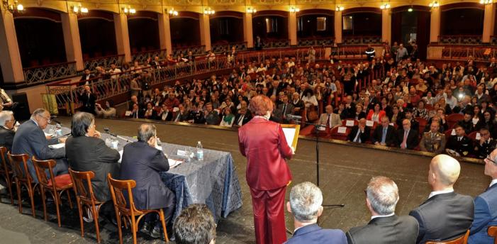 Palermo, consegnati a 61 siciliani le Stelle al merito per il lavoro