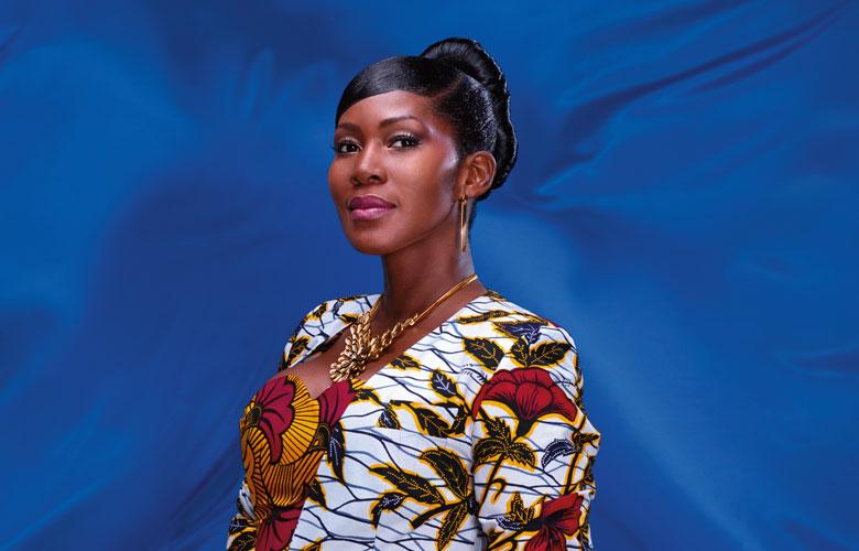 Migranti, attrice nigeriana in visita a Ragusa: