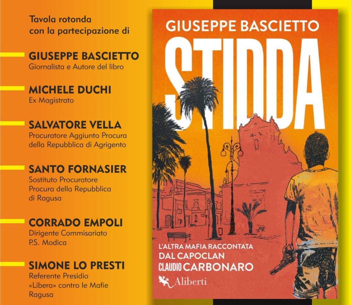 """Vittoria, """"L'altra Mafia"""" raccontata dal giornalista Giuseppe Bascietto"""
