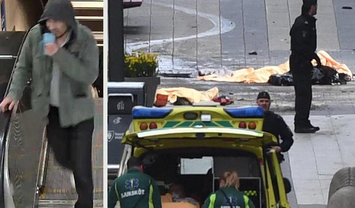 Terrorismo, camion sulla folla a Stoccolma, 3 morti