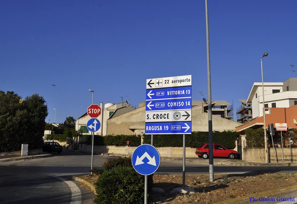 Finanziato il primo stralcio per 31 milioni per opere viarie a supporto dell'aeroporto di Comiso