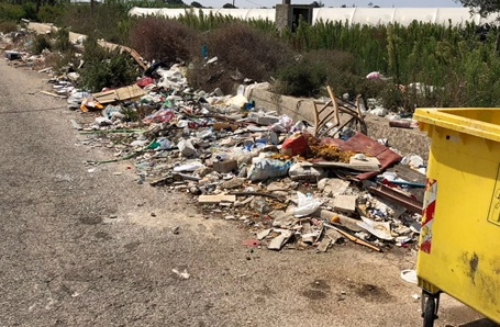 Emergenza ambientale a Ispica, chiesta una bonifica