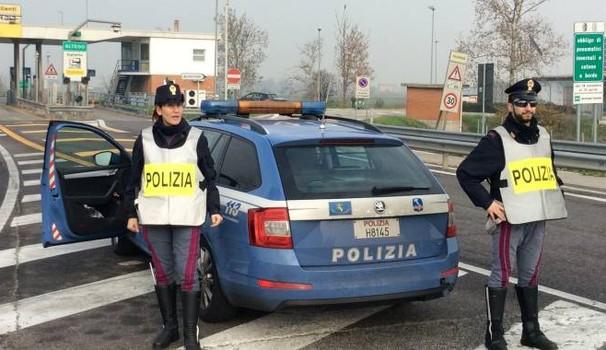 Polstrada: in Sicilia meno incidenti e meno vittime