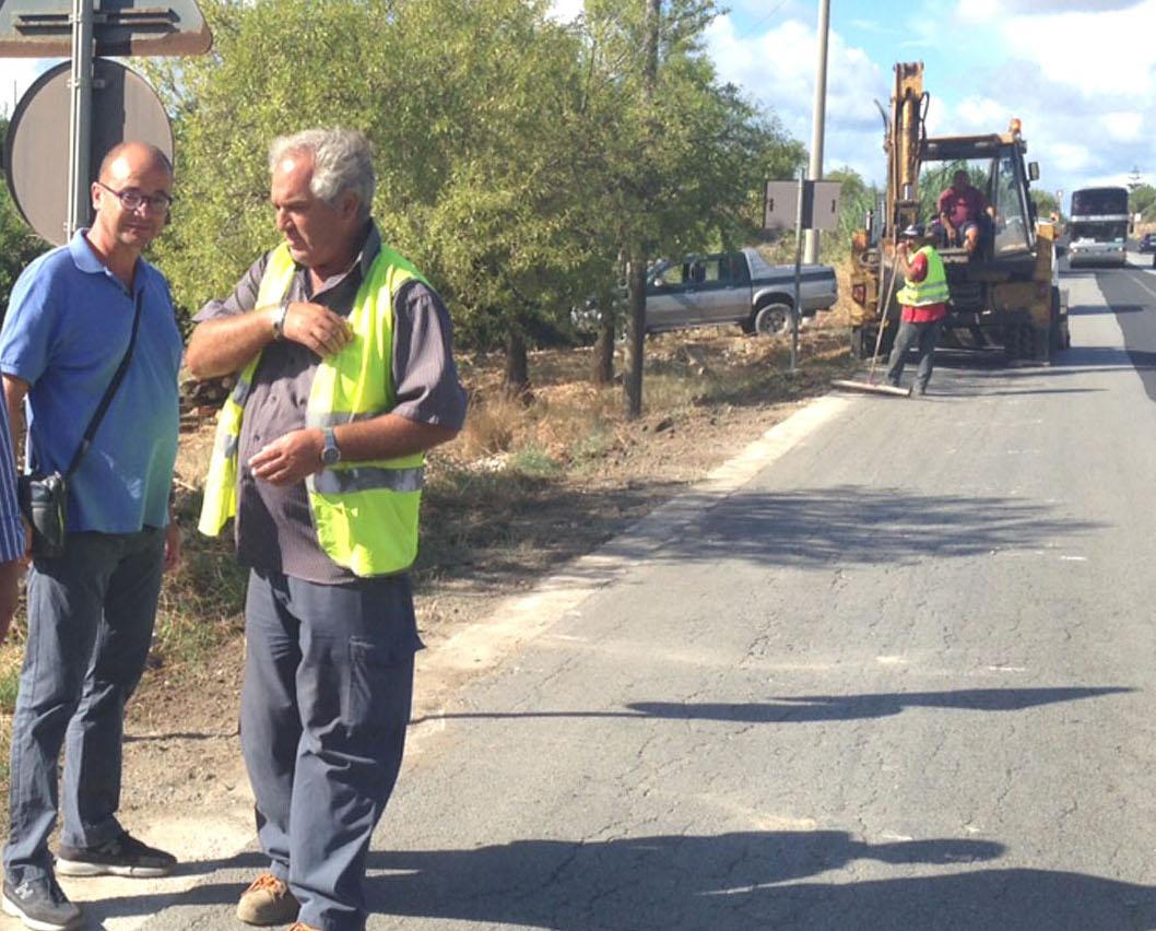 Strade groviera a Rosolini, appaltati i lavori per 39 mila euro per l'asfalto