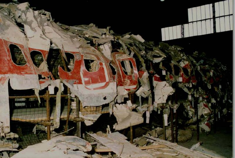 La strage di Ustica, Itavia dovrà essere risarcita con 265 milioni di euro