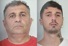 Catania, padre e figlio presi con 6 chili di marijuana: arrestati