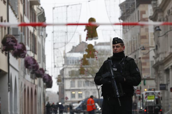 Killer di Strasburgo ucciso dalla polizia