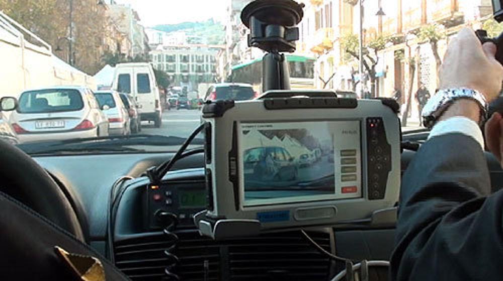 Più di 5000 multe a Catania nel mese di maggio col 'street control'