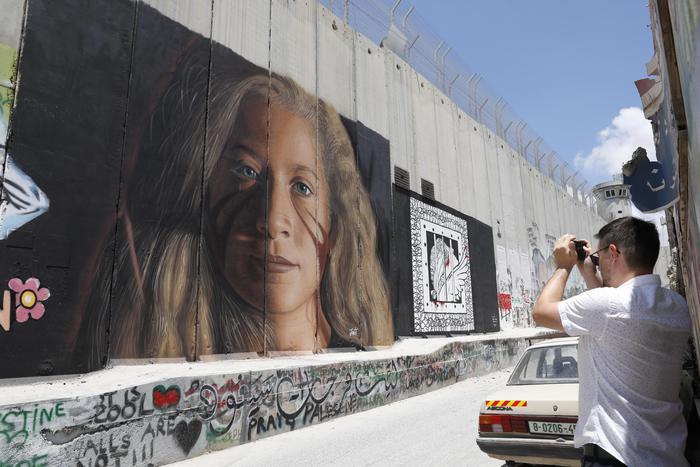 Napoli, Israele rilascia gli street artist italiani