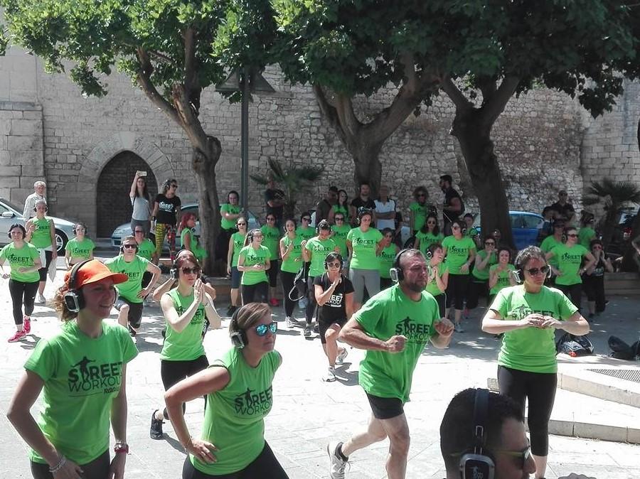 Comiso, il 24 marzo fitness e campagna sociale contro stili di vita scorretti