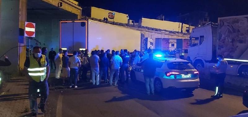 La protesta degli autotrasportatori, vertice in Prefettura a Messina