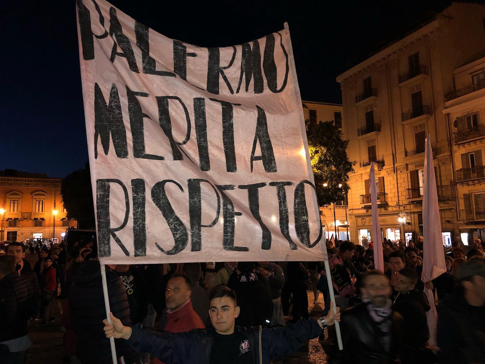 Palermo Calcio, pronto il bando per il nuovo club: i rosanero ripartiranno dalla D