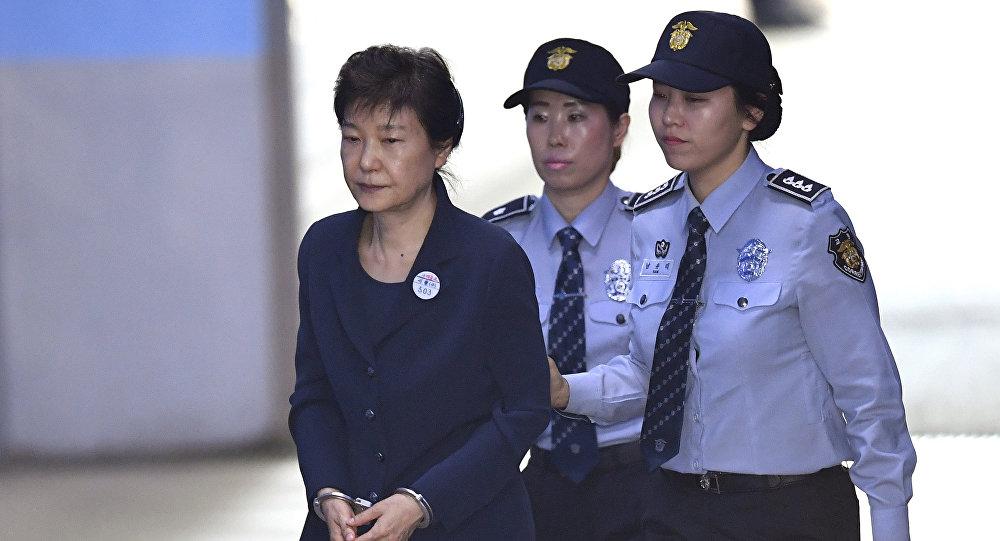 Sud Corea: nuova condanna a 8 anni all'ex presidente Park