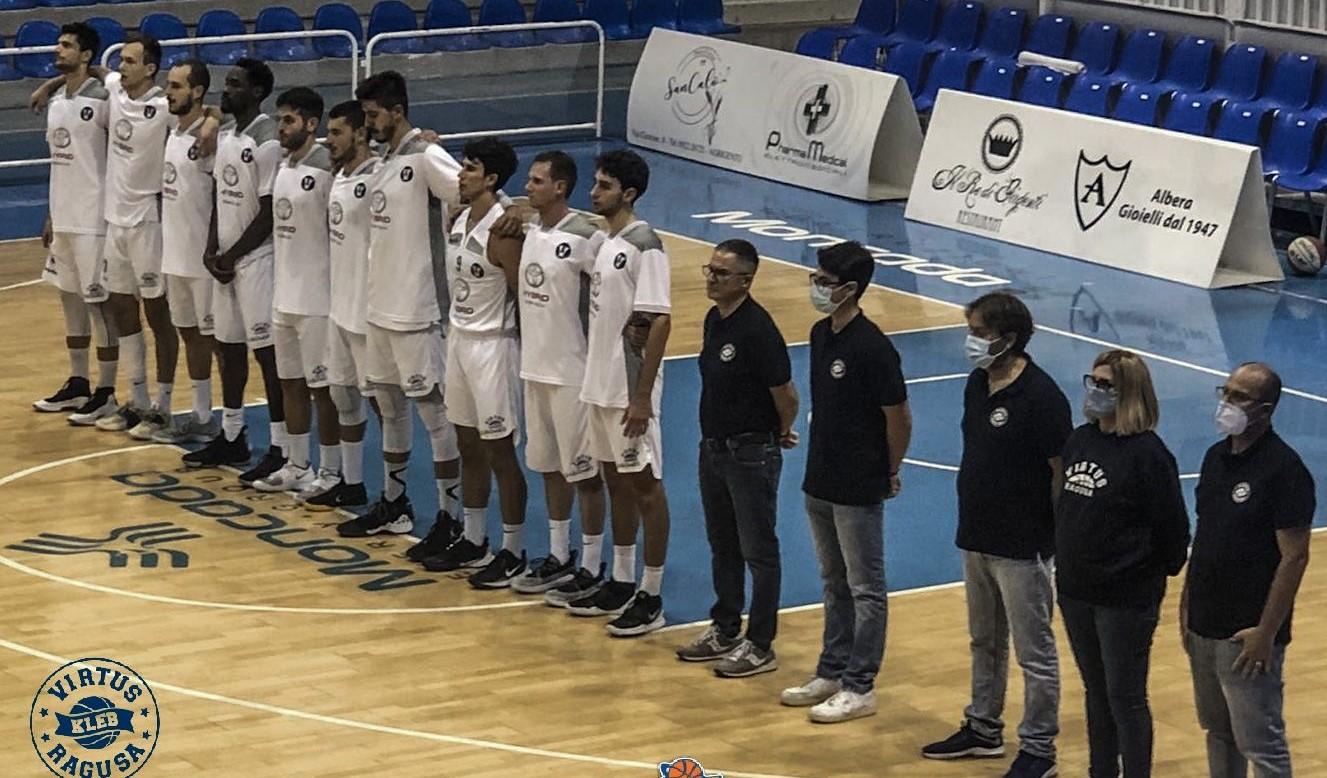 Basket, Supercoppa Centenario: esordio amaro per la Virtus Ragusa battuta dalla Fortitudo Agrigento