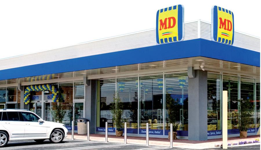 Catania, Md acquisisce 21 supermercati del gruppo Abate