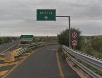 Autostrada, lo svincolo per Noto chiuso dal 13 al 15 novembre