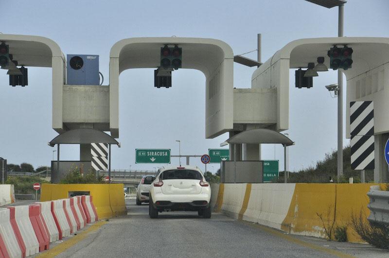 Autostrada, da domani al 3 marzo chiuso lo svincolo di Noto per lavori