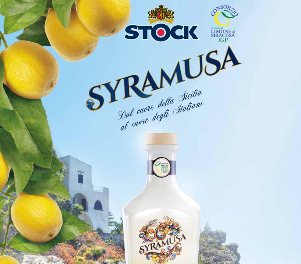 Stock sceglie il limone di Siracusa Igp per Limoncè Premium Selection