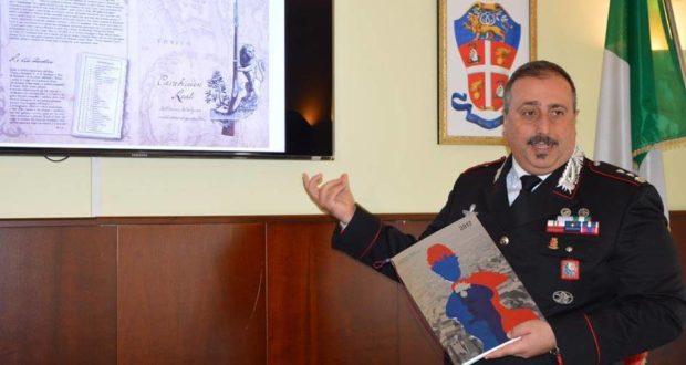 Carabinieri, comandante Tamborrino da Siracusa a Roma