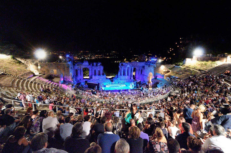 Tutto pronto per 63esima edizione del Taormina FilmFest