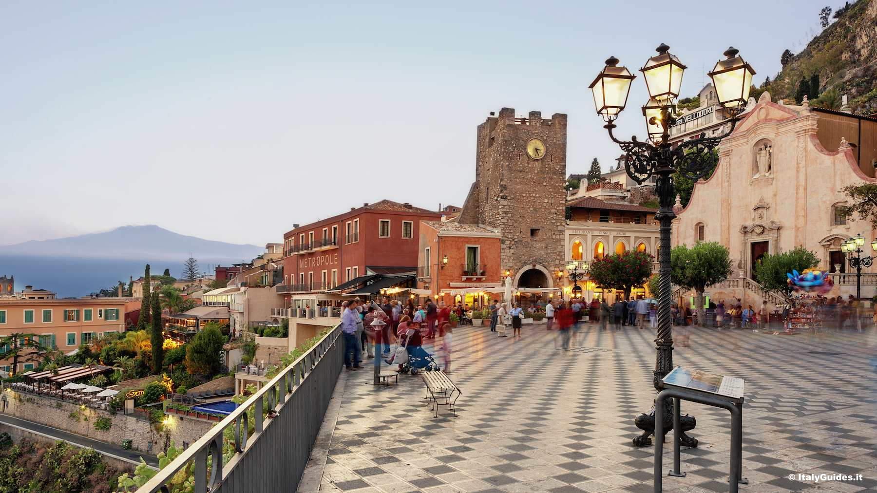G7, Taormina blindata dal 22 al 27 maggio: ingressi con il badge e stop pesca