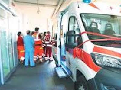 Ragazza di 26 anni colpita tra un proiettile vagante a Taranto