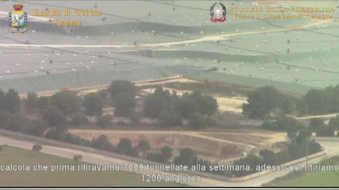 Corruzione, arrestato ex presidente Provincia di Taranto  ed altri sei