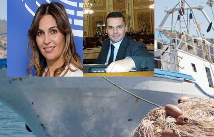 """Ue, Tardino (Lega) ironica con Bandiera: """"Difende i pescatori ma Fi gli vota contro"""""""
