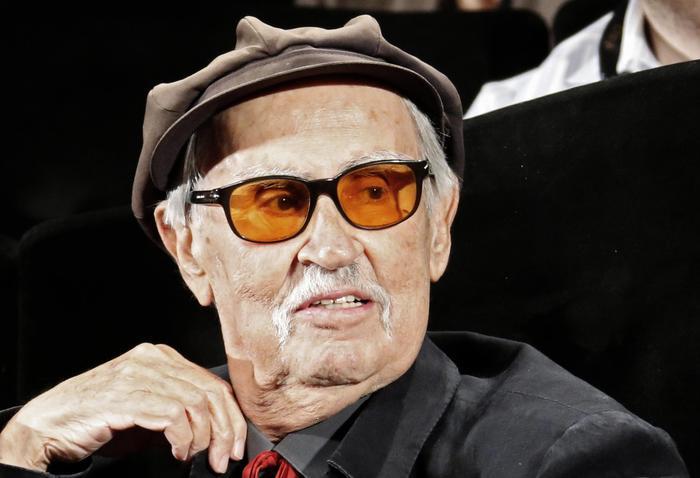 Cinema, è morto il regista Vittorio Taviani