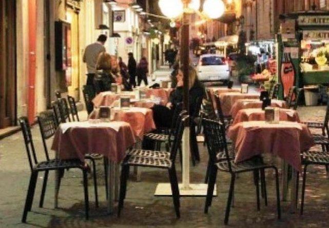 """La Lega sul suolo pubblico a Palermo: """"Non pesi sui ristoratori"""""""