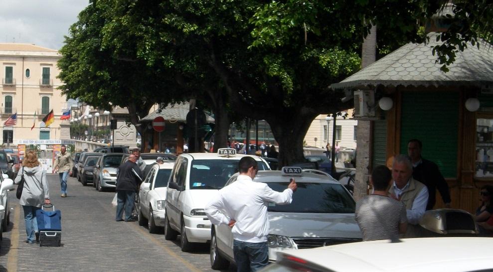 Contributi dal governo della Regione per taxi e Noleggio con conducenti