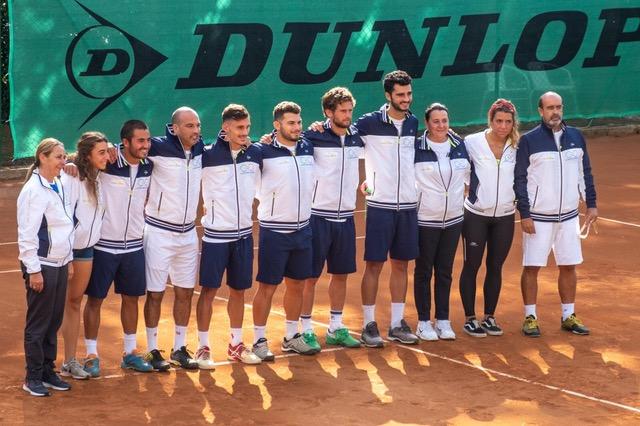 Serie A1 maschile, il Tennis Club Match Ball Siracusa recupera a Sassuolo