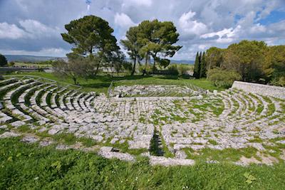 Musica e teatro: ecco gli spettacoli al Teatro greco di Palazzolo