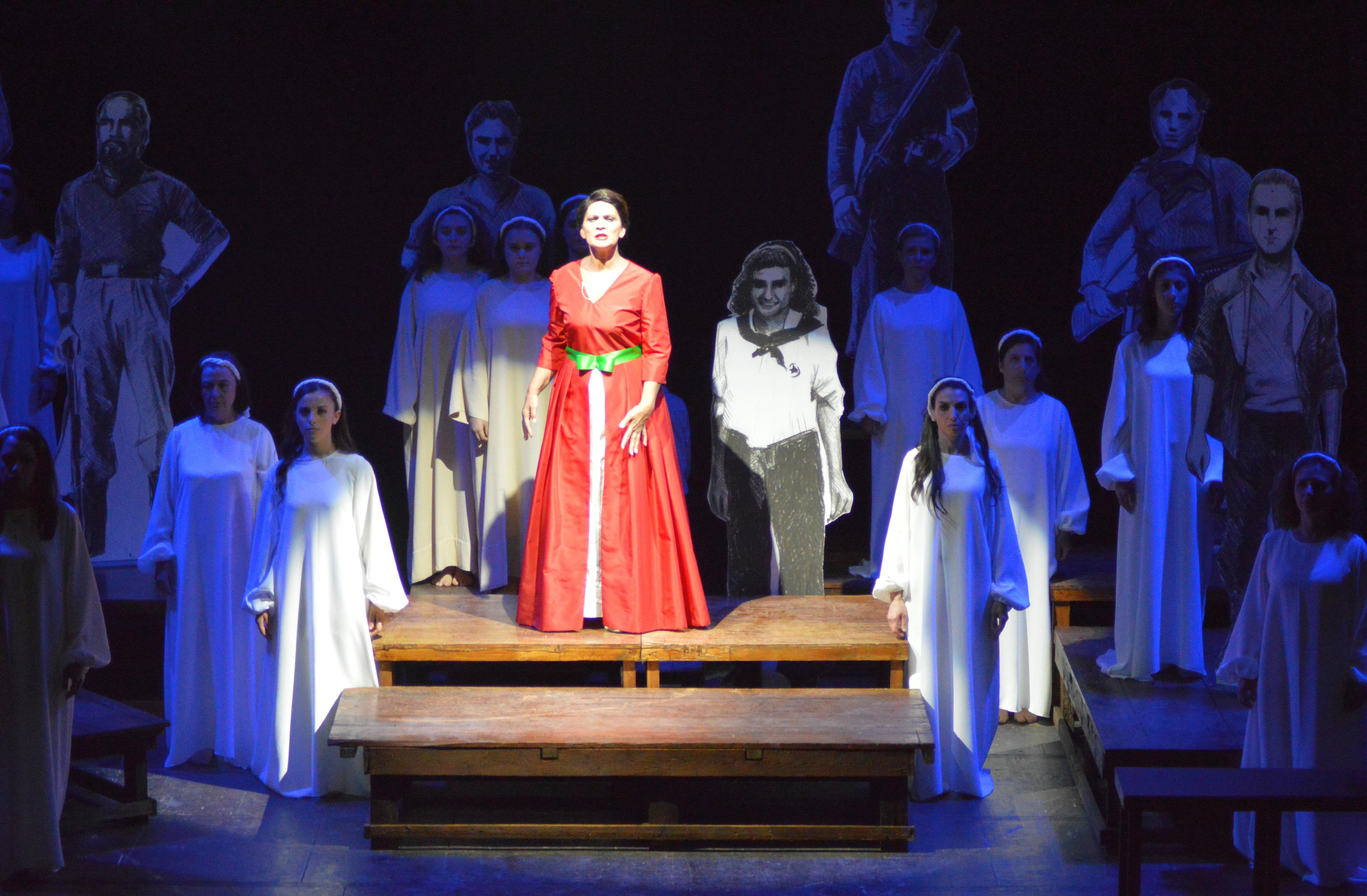 Modica, al Teatro Garibaldi i valori della Costituzione italiana