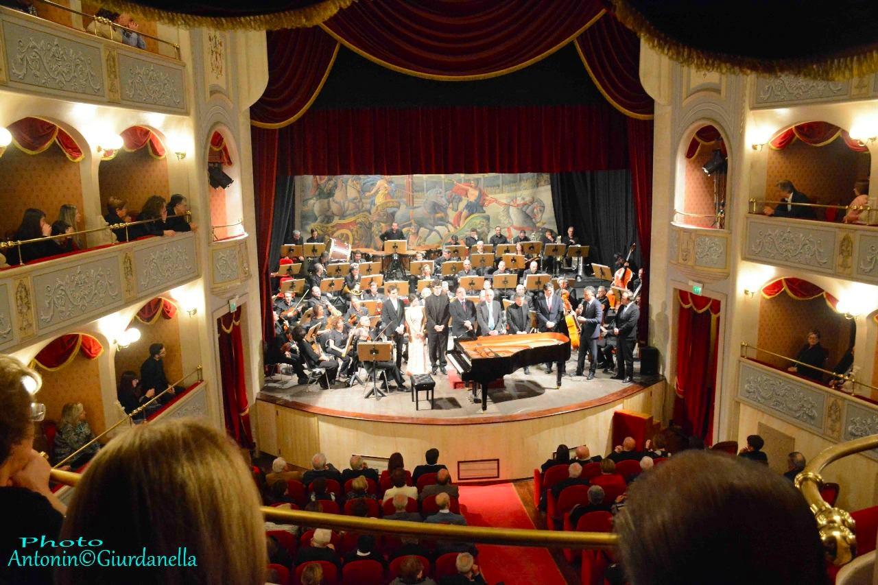 Modica, sabato torna la stagione musicale al Teatro Garibaldi