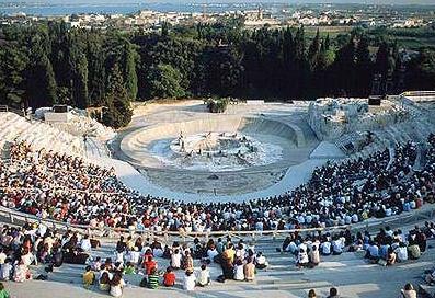 Teatro Greco di Siracusa, firmata la  convenzione tra Regione e Inda