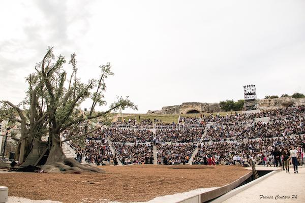 Siracusa, teatro greco: nel 2017 l'Inda supera i 140 mila spettatori