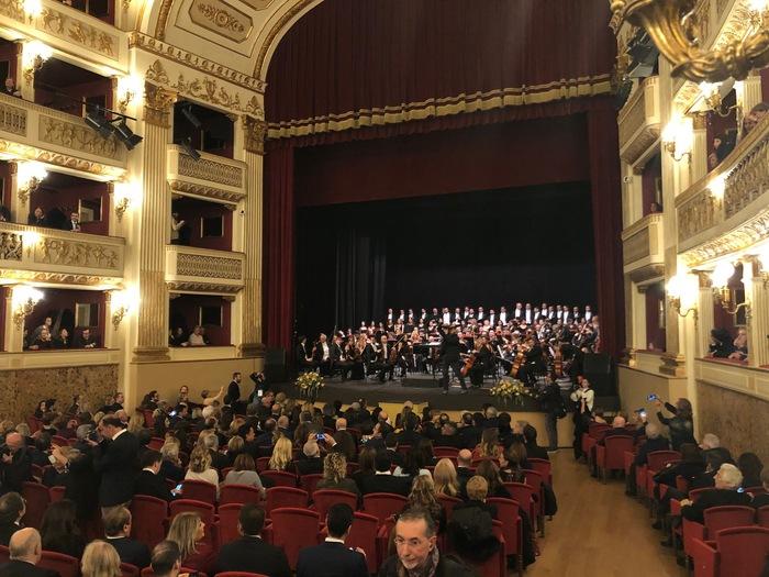 A Bari riapre il Teatro Piccinni, restauro durato 9 anni
