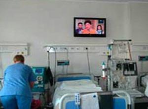 Associazione dona televisori alla Cardiologia di Lentini