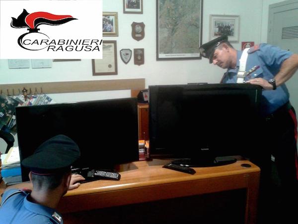 Furto in casa della morta, quattro denunce a Ragusa