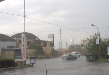 Temporale a Siracusa, anticipa le previsioni: pioggia e vento