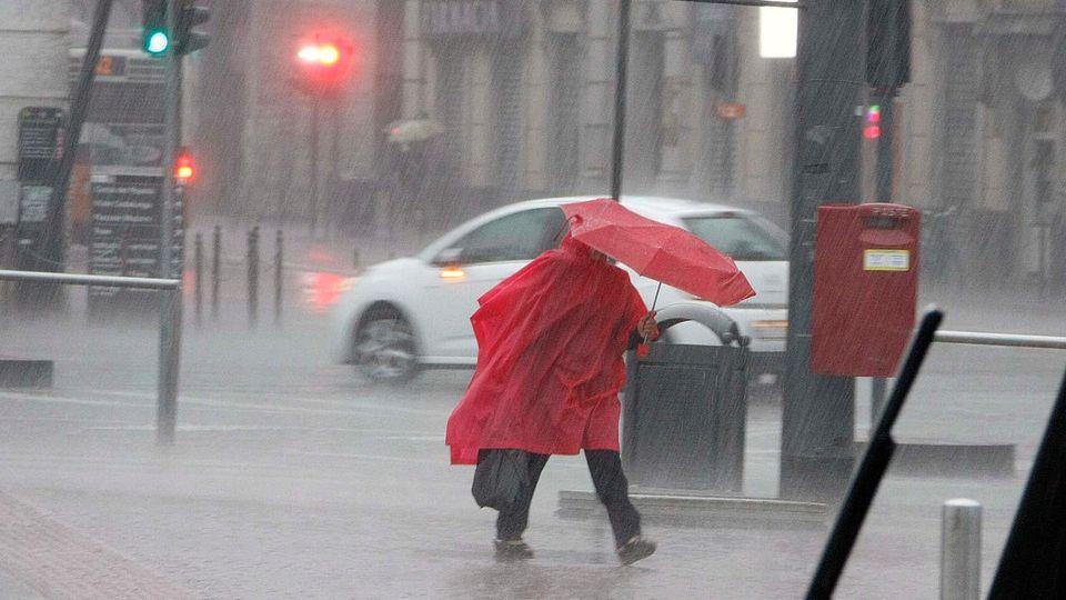 Maltempo nel Nord ovest dell'Italia: temporali nell'alta Lombardia