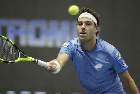 Tennis, Shanghai Masters: bene il palermitano Cecchinato e Seppi