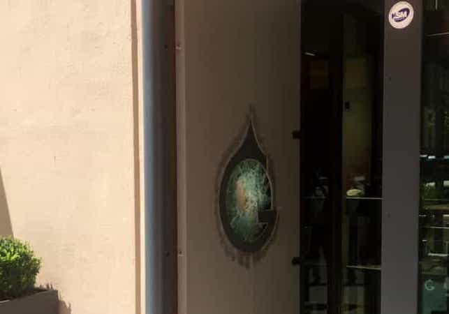 Tentato furto  con spaccata alla gioielleria Giglio di via Libertà a Palermo