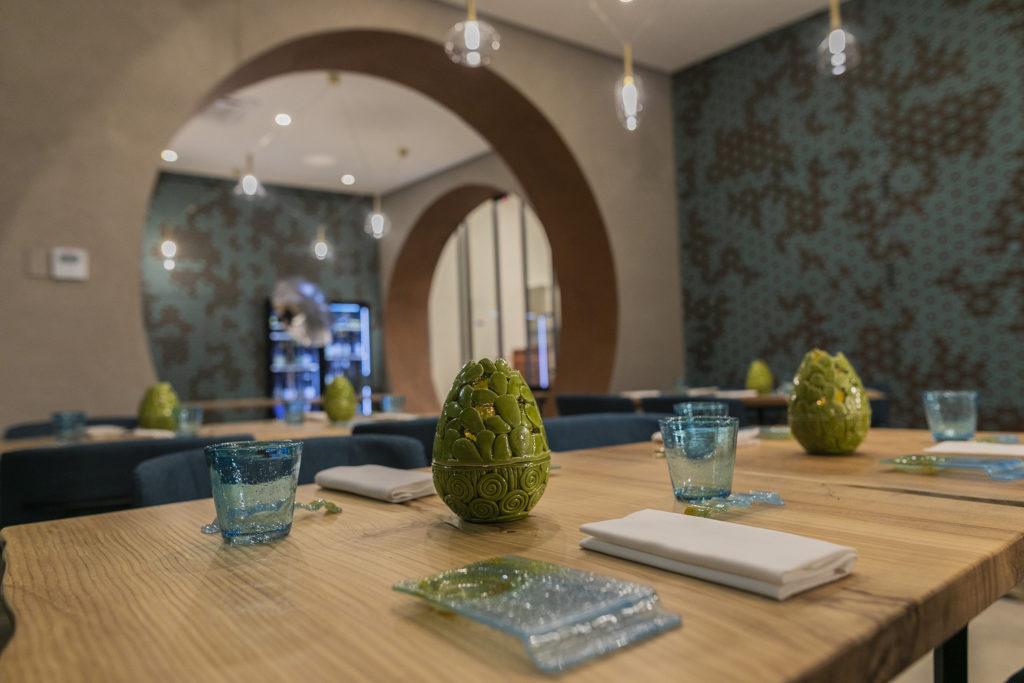 Il ristorante Terrammare gestito a Milano dal modicano Peppe Barone nella Guida Michelin