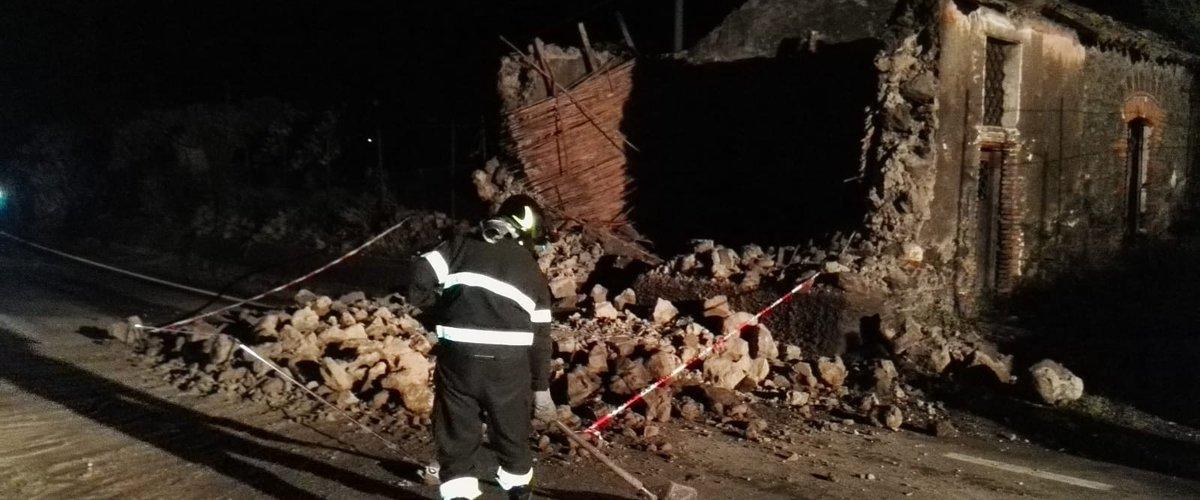 Terremoto sull'Etna, in 40 in ospedale per il panico