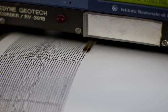 Paura ma niente danni per una scossa di terremoto (3.6) a Roma est