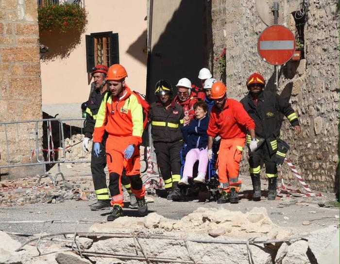 Il terremoto diventa un calvario, altra scossa di magnitudo 4.8
